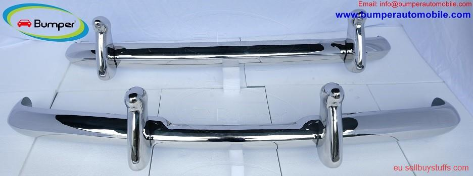 second hand/new: Rolls Royce Silver Cloud bumper (1955-1962)