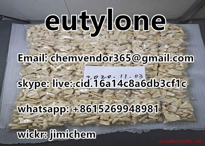 second hand/new: eutylone research chemical crystal eutylone hot sale with fast shipment