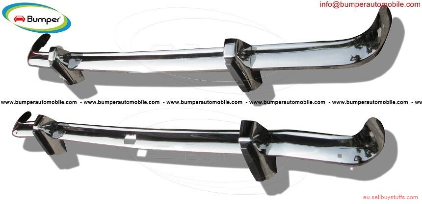 second hand/new: Ford Cortina MK2 bumper (1966-1970) by stainless steel